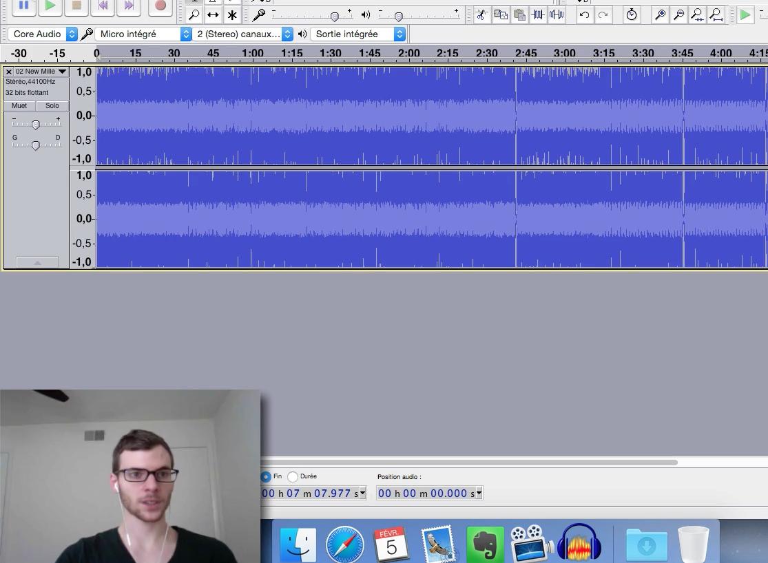 Comment modifier le tempo d'une chanson ?