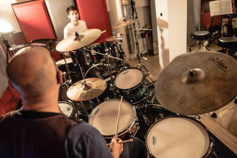 Drumming Lab : le paradis des batteurs est à Paris